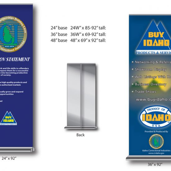 57 Pop-Up Banners